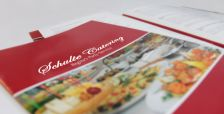 Kataloggestaltung Schulte Catering